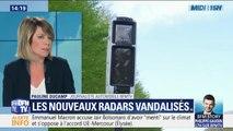 Les radars nouvelle génération ciblés par des actes de vandalisme