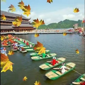 New tourist area discovered in Vietnam.  Tam Chuc Tourist Area - Ha Nam