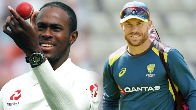 David Warner Hails Jofra Archer's 'World-Class' Bowling || Oneindia Telugu