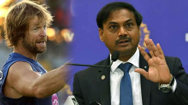 MSK Prasad Clarifies About Why Jonty Rhodes Name Wasn't Shortlisted In India's Coaches List