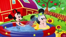 Cartoon for Kid   Kid Movies   Enjoy summer vacation with Mickey mouse and minnie mouse family
