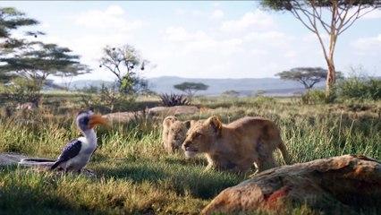 Le Roi Lion Film Chanson - Je voudrais déjà être roi
