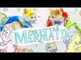Disney's The Little Mermaid (Cute Kitten Version)
