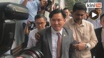 Paul Yong didakwa atas tuduhan rogol