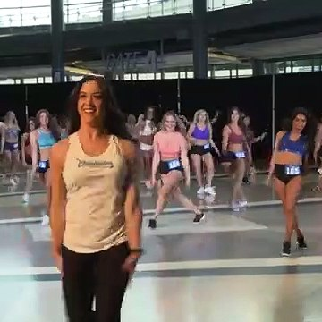 Dallas Cowboys Cheerleaders: Making the Team Season 14 Episode 4 - CMT