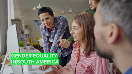 The way Peru and Colombia are fighting gender equality at work