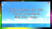 Heidy Diana - Jangan Biarkan Laut Biru Pasang Bergelombang (Official Lyric Video)