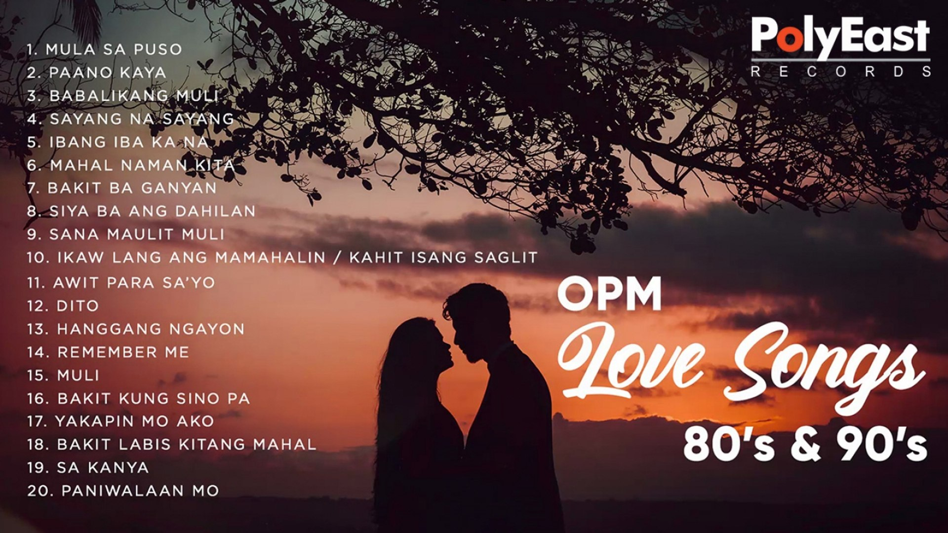 Various Artists Opm Love Songs 80 S 90 S Video Dailymotion