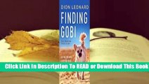 Online Finding Gobi: A Little Dog with a Very Big Heart  For Full