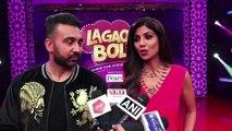 Shilpa Shetty Launches New Show Boli Lagao (copy of 10KaDum) Prod. By Raj Kundra & Salman Khan Help