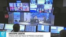 """""""Barbecue de la colère"""" à Biarritz : """"Nous exigeons des états généraux de la police dès la fin du G7"""""""