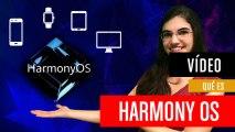 ¿Qué es Harmony OS?