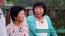 해녀 할매들과 천하장사 이만기의 자존심을 건 '폐활량 대결' [섬마을할매] 7회