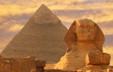 Die goldene Ära der Pyramiden