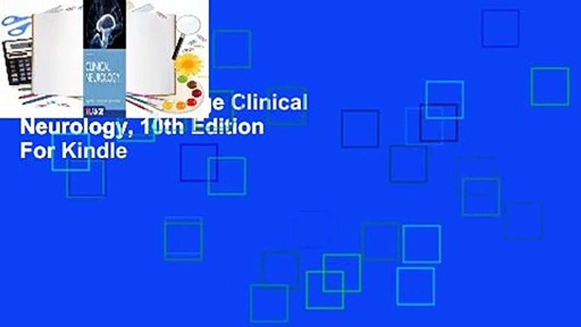10th Edition Lange Clinical Neurology