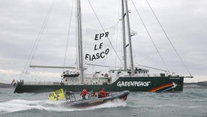 Greenpeace : ils racontent leurs missions à bord du Rainbow Warrior III