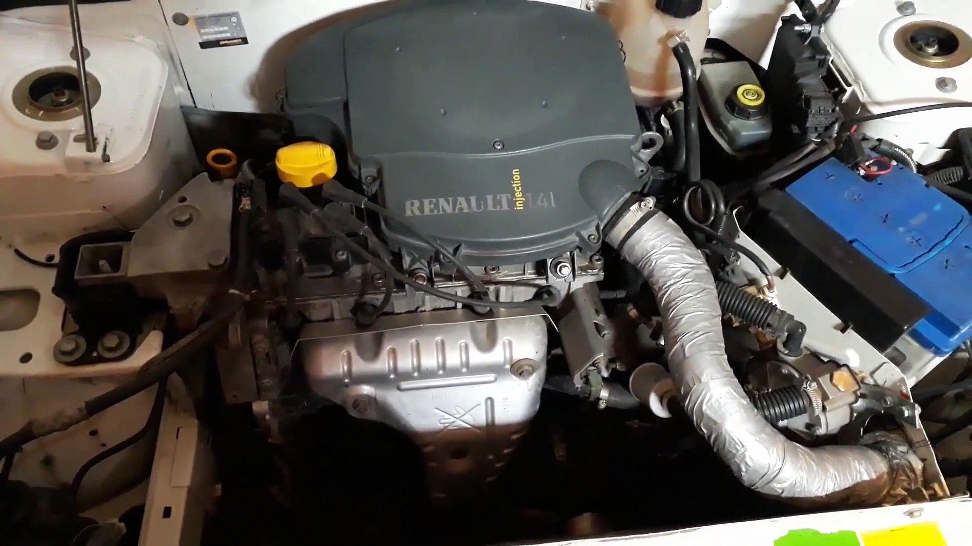 ظهور صوت طقطقة عند بداية تشغيل محرك السيارة و يختفى