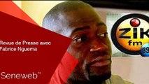 Revue de Presse du 23 Aout 2019 avec Fabrice Nguema