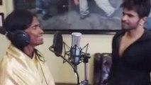 Ranu Mondal records Teri Meri Kahaani song for Himesh Reshammiya's film | FilmiBeat