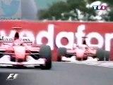 F1 2002_Manche 14_Foster's Belgian Grand Prix_Course_3 premiers tours (en français - TF1 - France) [RaceFan96]