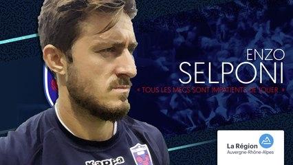 Enzo Selponi : « C'est impératif de gagner à domicile »