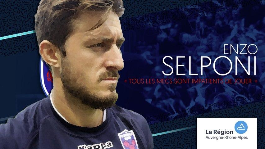 Rugby : Video - Enzo Selponi : « C'est impératif de gagner à domicile »