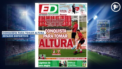 Revista de prensa 23-08-2019