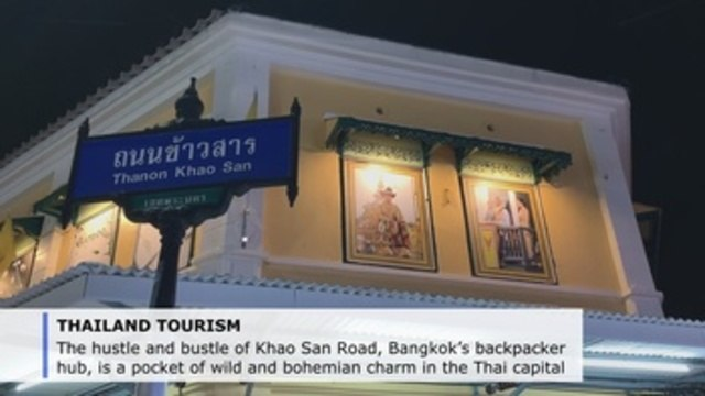 Bangkok backpackers' mecca to be revamped by Thai authorities