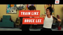 Bruce Lee Workout from Tarantino's Once Upon A Time In Hollywood - Train Like A Celeb - Men's Health