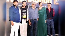 Ayushmann Khurrana & Tabu Celebrate The Prestigious National Award Wins For There Film Andhadhun tln