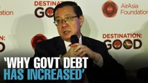 NEWS: MoF explains growing govt debt