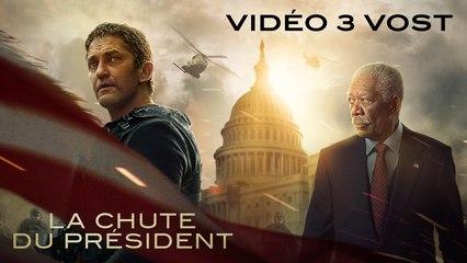 LA CHUTE DU PRESIDENT - Vidéo 3 VOST