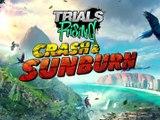 Trials Rising - Bande-annonce du DLC Crash & Sunburn