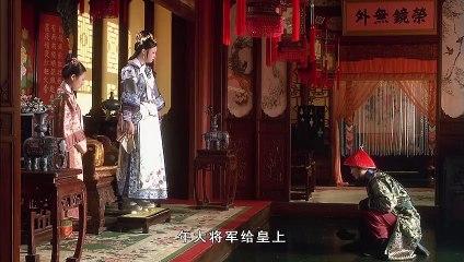 甄嬛传:年羹尧在贺表中写错字,华妃不以为然,皇帝却怒了