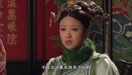 华妃遭揭穿周宁海受刑,从华妃这几句话就看出,她其实不算坏!