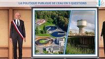 FUN-MOOC : La politique publique de l'eau en 5 questions
