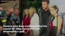 Miley Cyrus On Split From Liam Hemsworth: 'I Am Not A Liar'