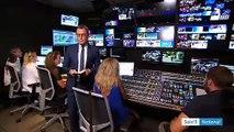 """Regardez les adieux du journaliste Francis Letellier au """"Soir 3"""" semaine sur France 3 qui s'arrête après 41 ans d'existence - VIDEO"""