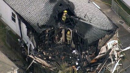 Explosion mortelle dans une maison, des bouteilles d'oxygène mises en cause