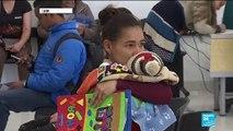 En Colombie, la naturalisation d'enfants vénézuéliens
