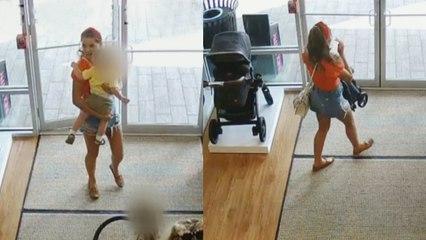 Elles volent une poussette, mais oublient leur enfant dans le magasin