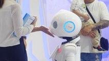 Pékin, vitrine de la robotique mondiale