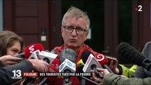 Pologne : des touristes tués par la foudre