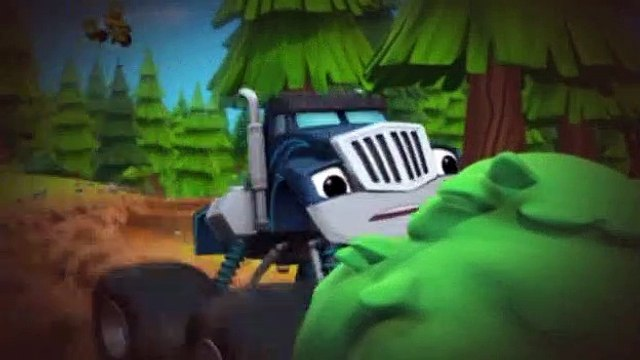 Blaze and the Monster Machines S01E13 Gasquatch