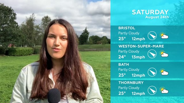 WEATHER: August 24th 2019