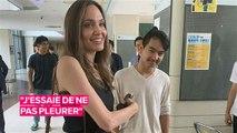 Angelina Jolie est la maman cool du campus universitaire de Séoul