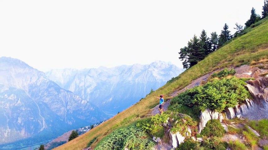 Le trail en Oisans