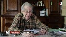 Histoire : ils ont libéré Paris de l'occupation nazie