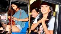 Bollywood Celebs Enjoying Rickshaw Ride | Tiger Shroff, Kiara Advani