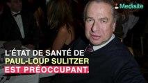 Paul-loup Sulitzer est passé tout près de la mort